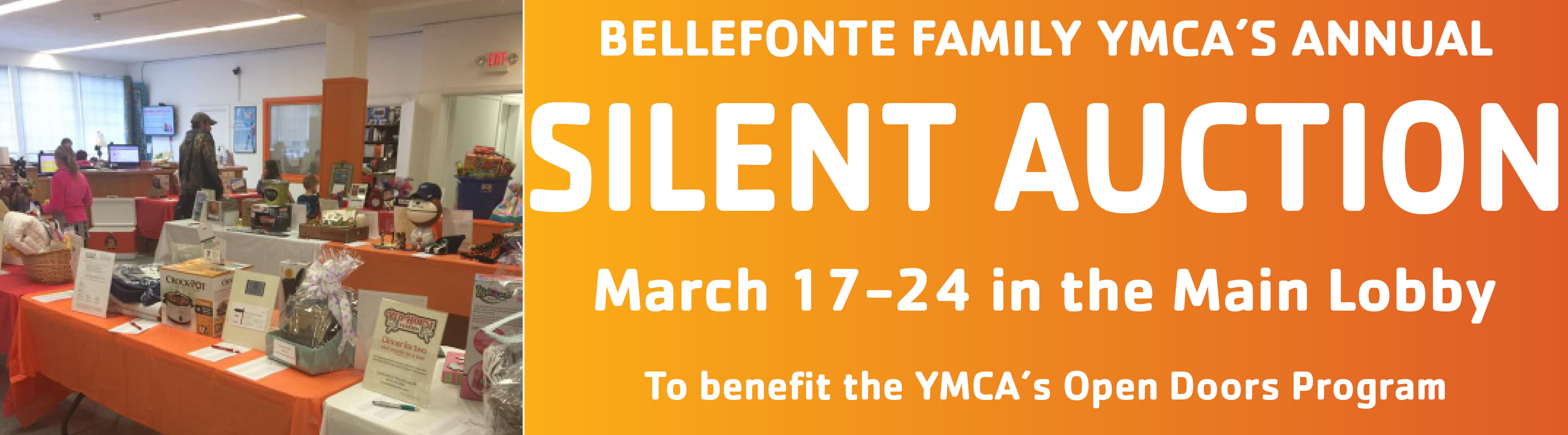 Bellefonte Silent Auction