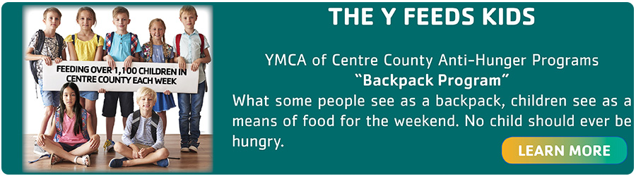 The Y Feeds Kids